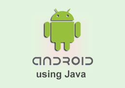 Android Using Java Online Classes by Deepak Smart Programming